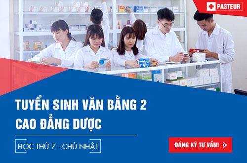 Địa chỉ học văn bằng 2 Cao đẳng Dược ở quận Cầu Giấy - Hà Nội